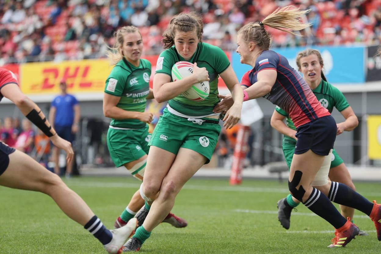 Ireland Women's 7s Finish In Seventh Place in Kitakyushu