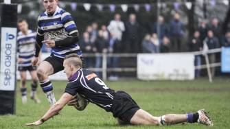 Three-Try 'Nure Hit Back To Win