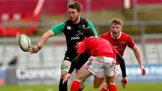 Sullivan Brace Seals Thomond Win For Ireland Under-20s