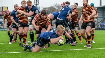 Leinster 'A' Crush Carmarthen In Ten-Try Win