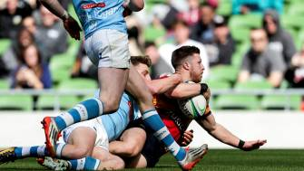 Lansdowne See Off Garryowen To Stay On Track For All-Ireland Double