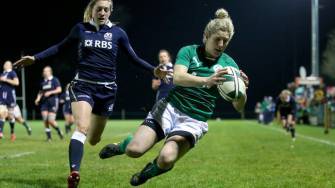 Ireland Women Open With Record-Breaking Rout