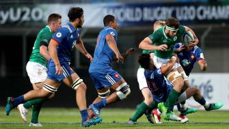 Ireland Under-20s Miss Out On French Scalp In Tense Championship Opener