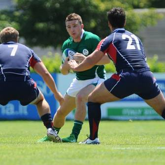 Ireland U-20s End Championship In Eighth Place