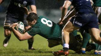 Four-Try Win Sets Ireland Under-20s On Their Way