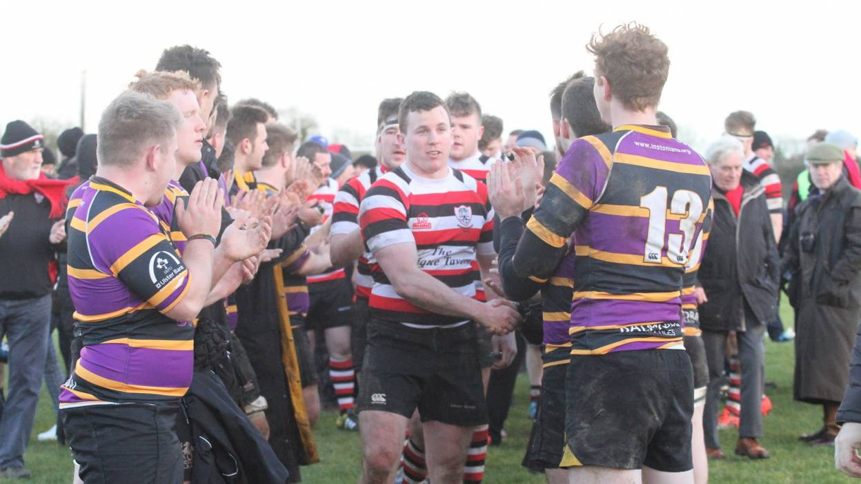 Enniscorthy Show Clinical Edge In Regaining Junior Cup Crown