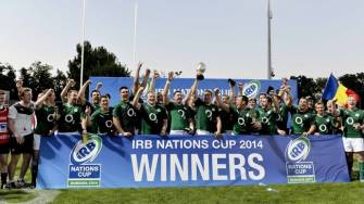 Emerging Ireland Are Nations Cup Champions