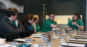 Irish Rugby TV: IRFU Youth Council Commence Club Consultations