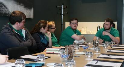 IRFU Youth Council Commence Club Consultations