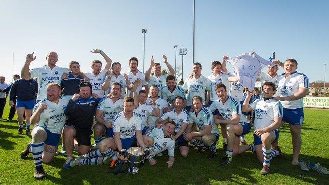 Cork Con Make History With Bateman Cup Three-In-A-Row