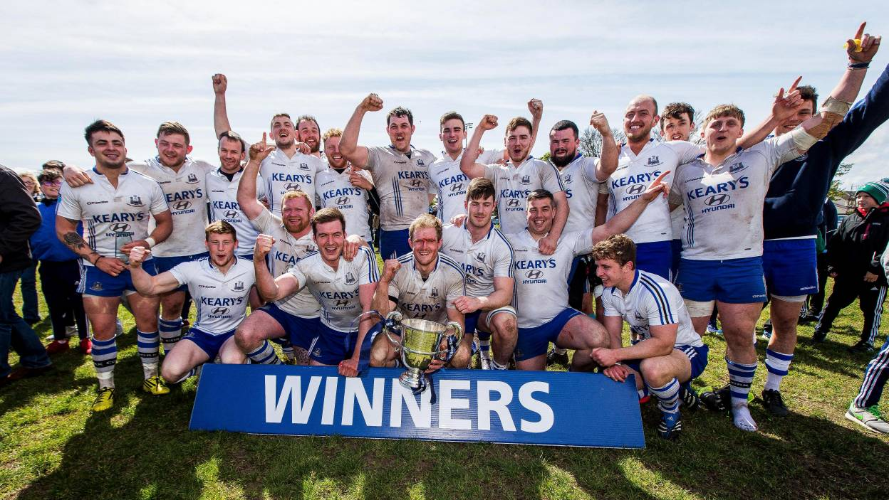 Cork Con Create More Bateman Cup History Out West