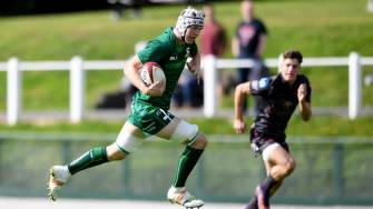 Connacht Eagles Allow Scarlets 'A' To Build Winning Momentum
