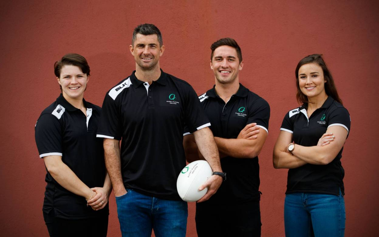 Griffin, Galvin And O'Shea Appointed To Rugby Players Ireland Board