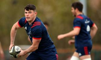 Munster Make Four Changes For Connacht Clash