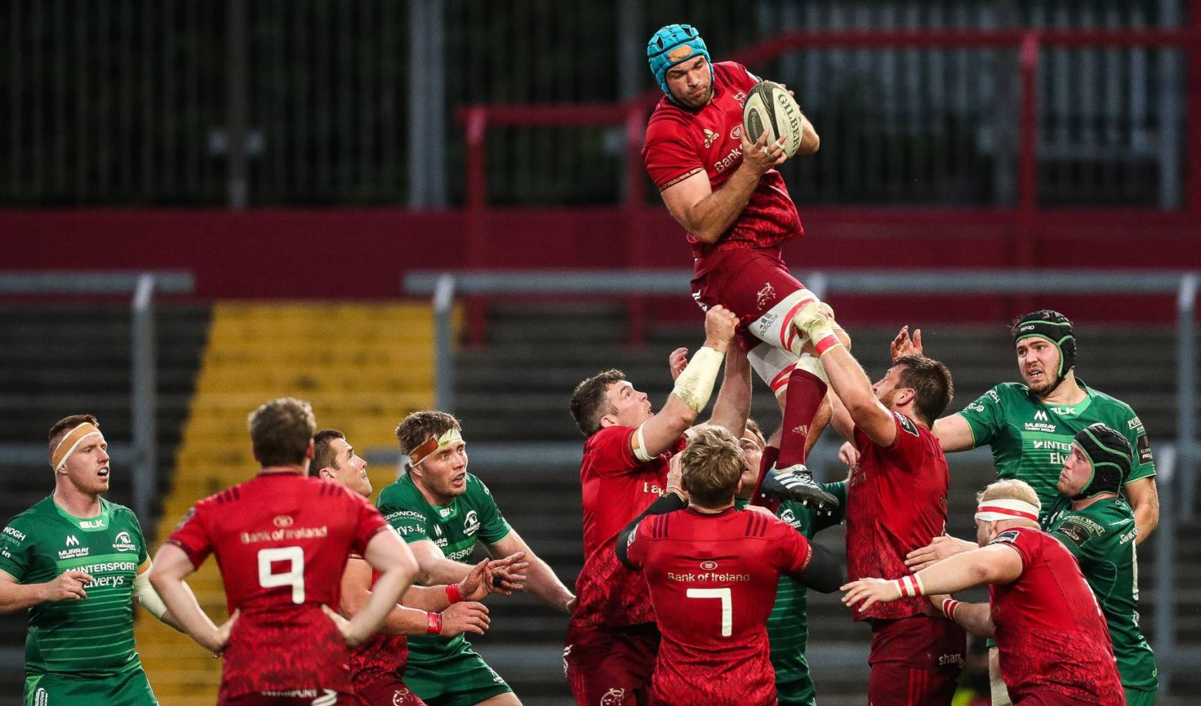 Munster Tune Up For Benetton Quarter-Final With Derby Victory