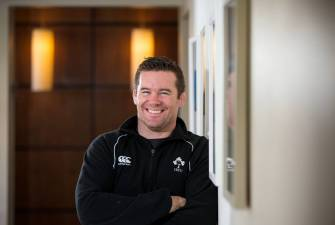 Fogarty To Drive National Academy Forwards Programme And Join Ireland Coaching Staff