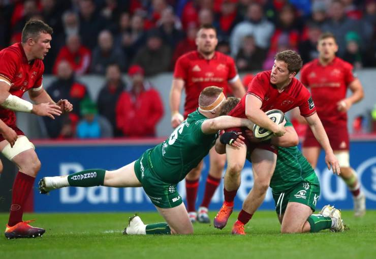 Munster Close Out Regular Season With Interpro Win