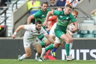 Ireland Men To Face England In London Sevens Opener