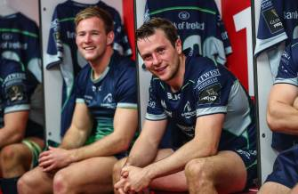 Carty And Marmion Reunited As Connacht Make Eight Changes