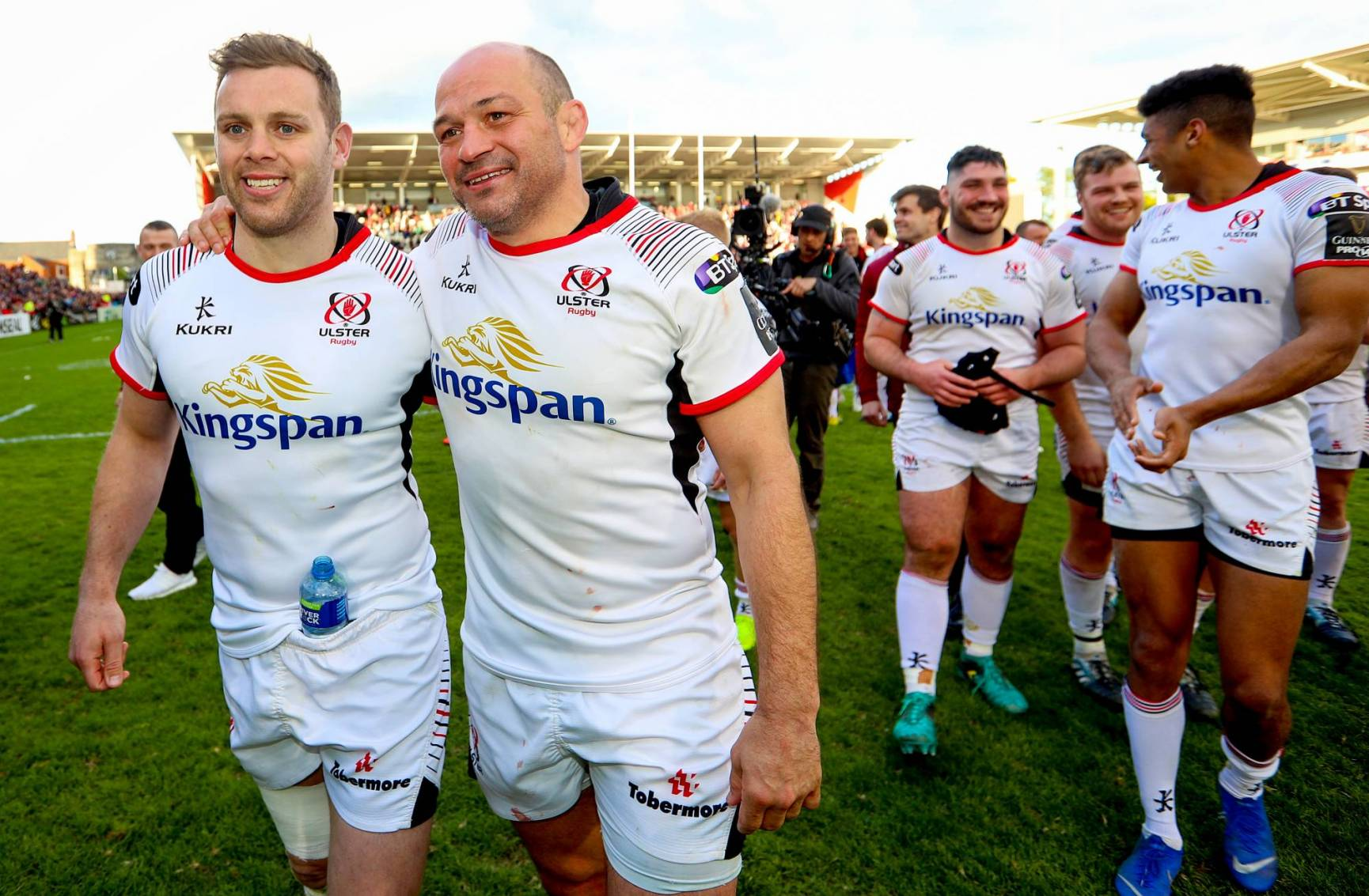 Ulster Battle Past Connacht To Book Semi-Final Trip To Glasgow