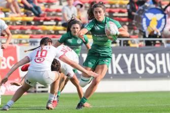 Murphy Crowe To Captain Ireland Women's Sevens Team In Langford