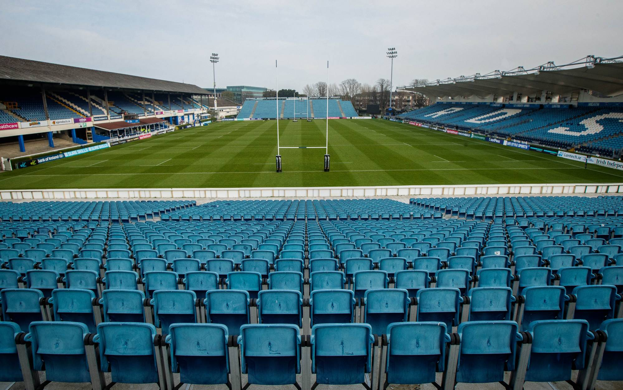 RDS To Have Extra Seating For GUINNESS PRO14