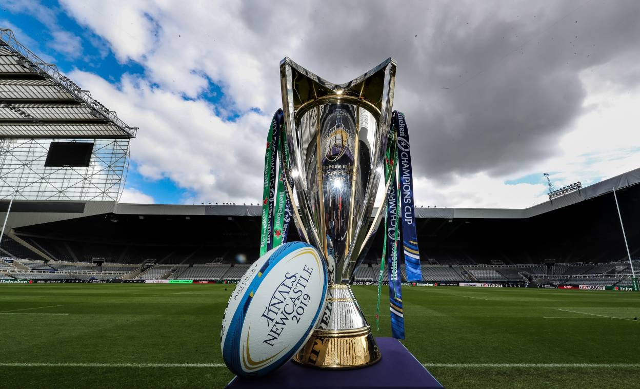 Irish Rugby | 2021 European Finals To Be Held At Tottenham