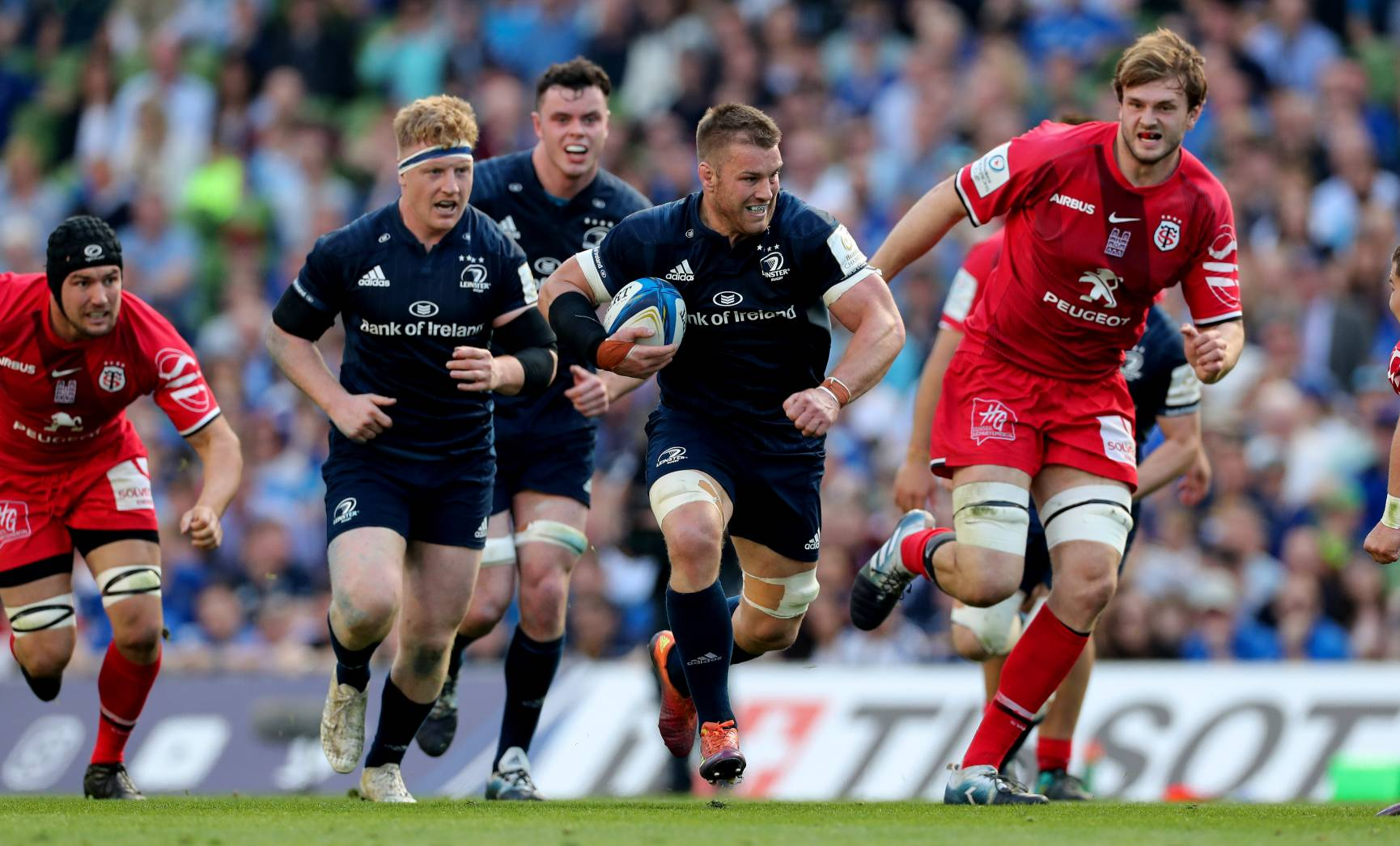 24a1f8c48d5 Irish Rugby | Heineken Champions Cup Final Preview: Leinster v Saracens