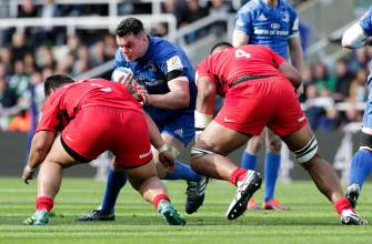 Leinster Lose Out To Saracens In Bruising European Decider