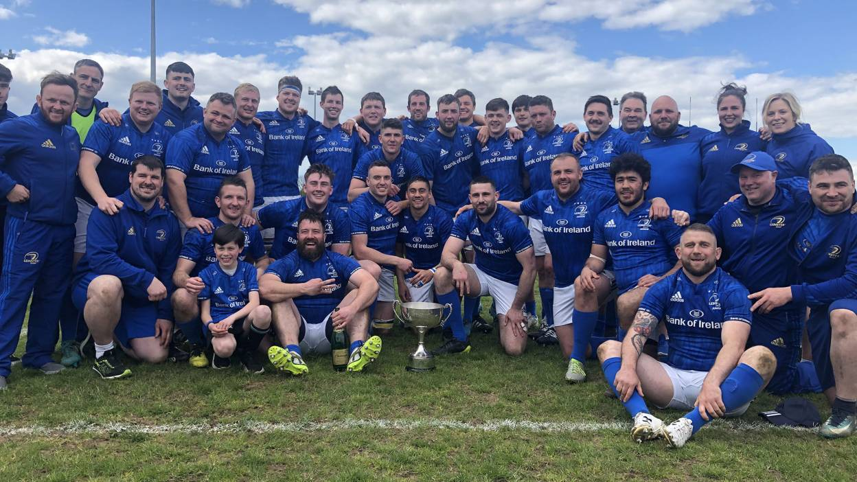 Leinster Retain Junior Interprovincial Title