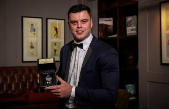 James Ryan Scoops Double At Zurich Irish Rugby Players Awards