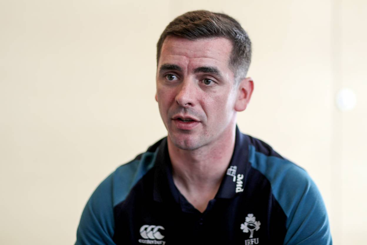 McNamara: It's About Our Ability To Get The Best Out Of Ourselves