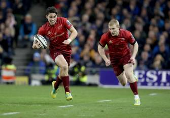 Earls And Carbery Back To Bolster Munster Back-Line