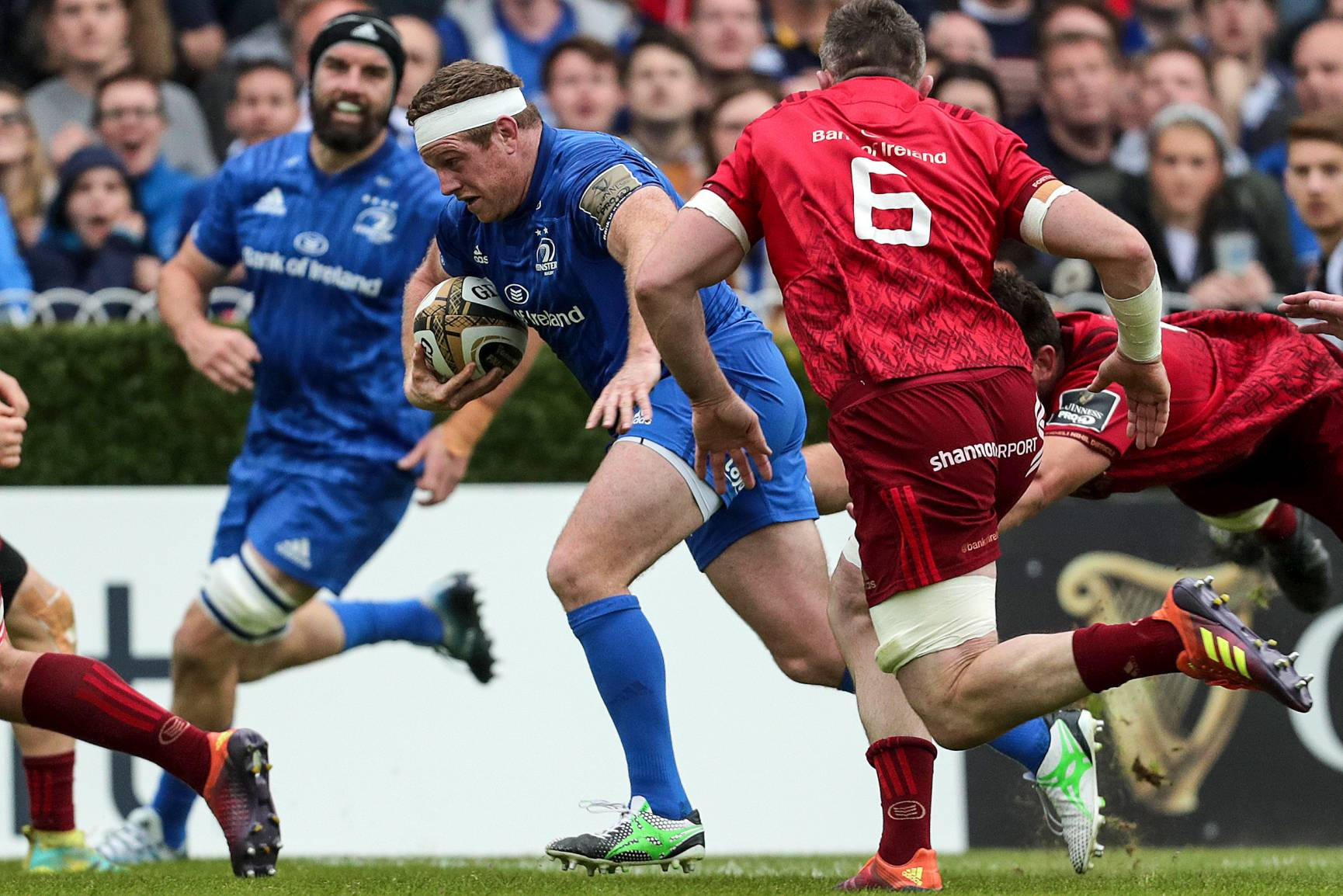 Leinster Prevail To Set Up Clash Of Conference Winners In Glasgow