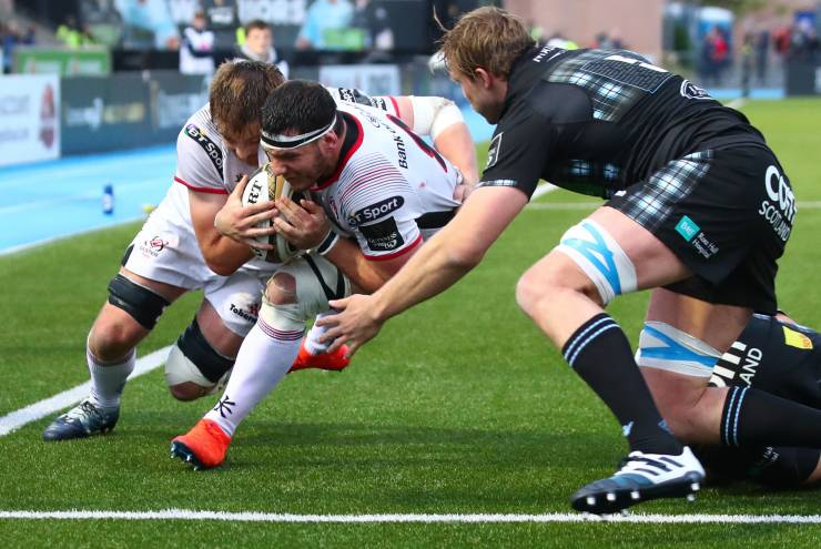 Best And Cave Bow Out As Ulster Fail To Stop Free-Scoring Glasgow