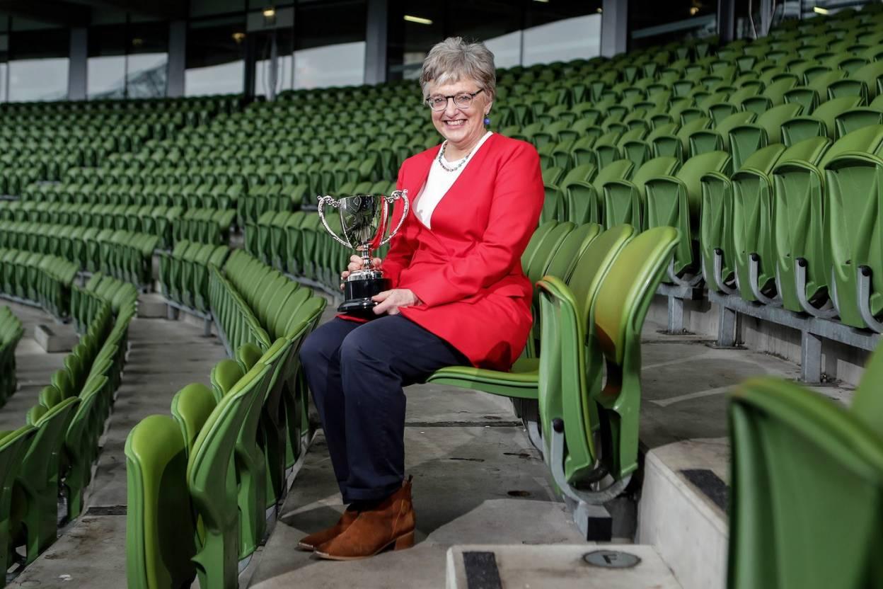 Union Cup Names Women's Trophy 'Ann Louise Gilligan Cup'