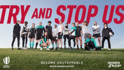 World Rugby Launches Global Campaign To Revolutionise Women's Rugby