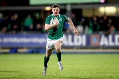 Three Uncapped Players Included In Ireland Men's Squad For London Sevens