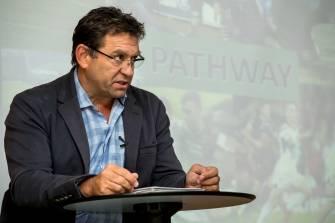 IRFU Extend Contract Of Performance Director David Nucifora