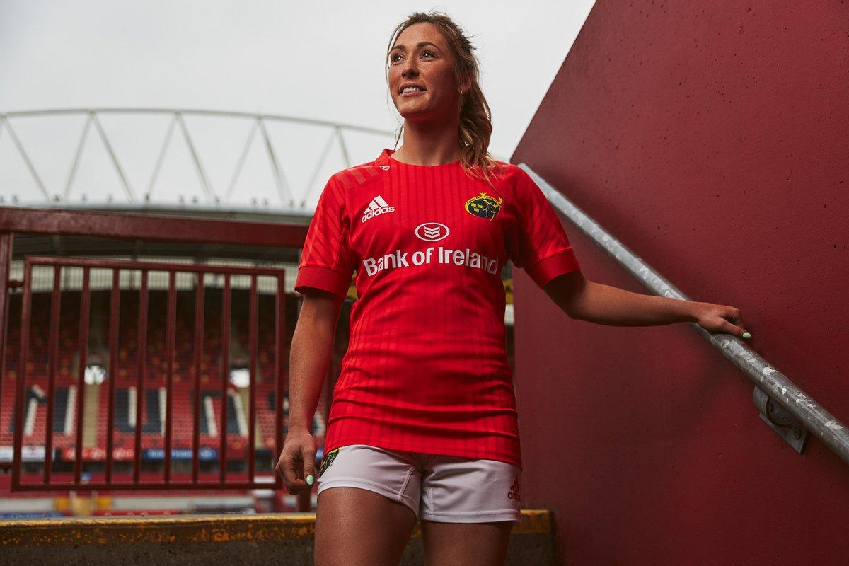 Inconsistente Centro de niños Línea de metal  Irish Rugby | Munster Launch New Adidas Jerseys For Next Season