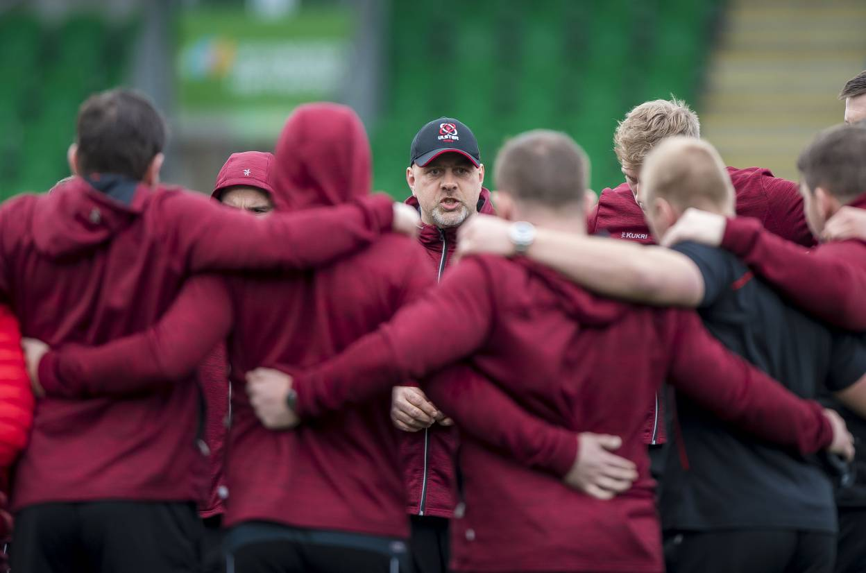 McFarland Praises Ulster's Departing Players And Coaches