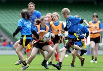 Aldi Play Rugby Festival, Aviva Stadium, Dublin 22/5/2019 ©INPHO/Bryan Keane