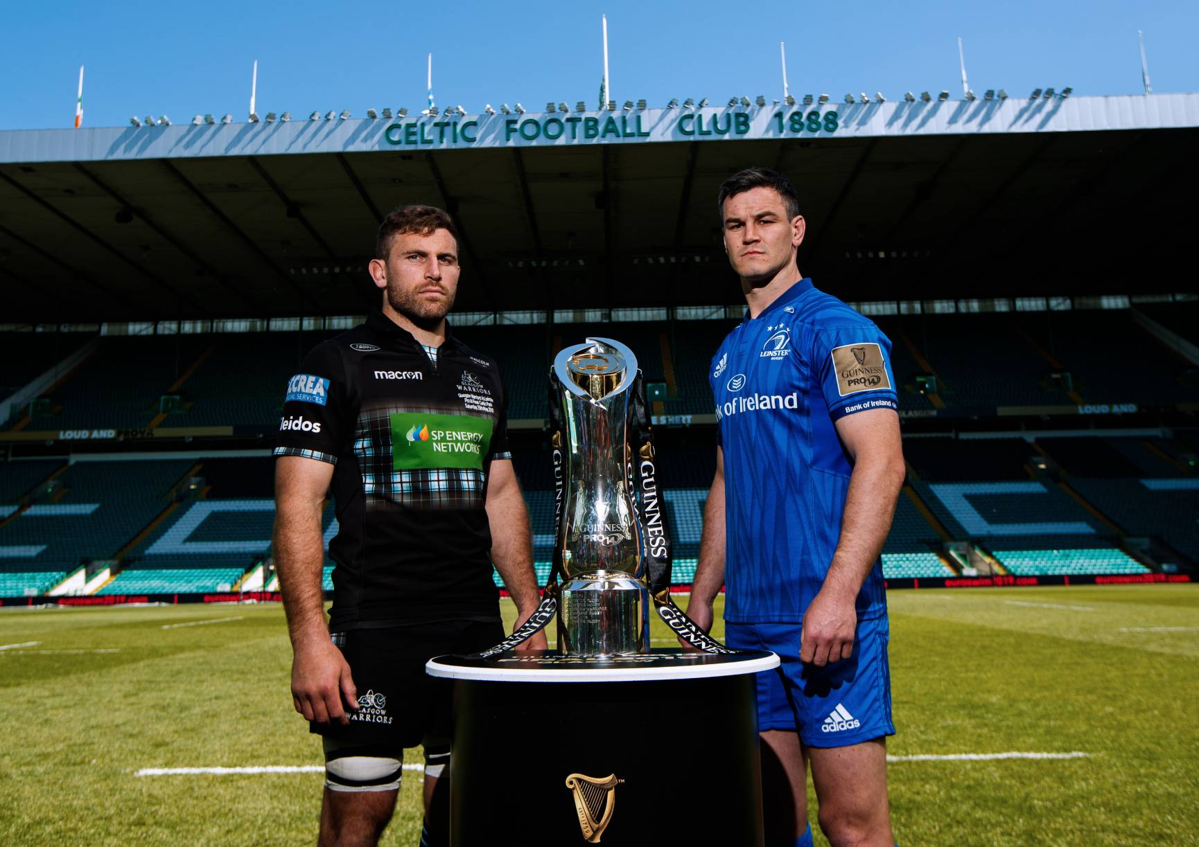 GUINNESS PRO14 Final Preview: Glasgow Warriors v Leinster
