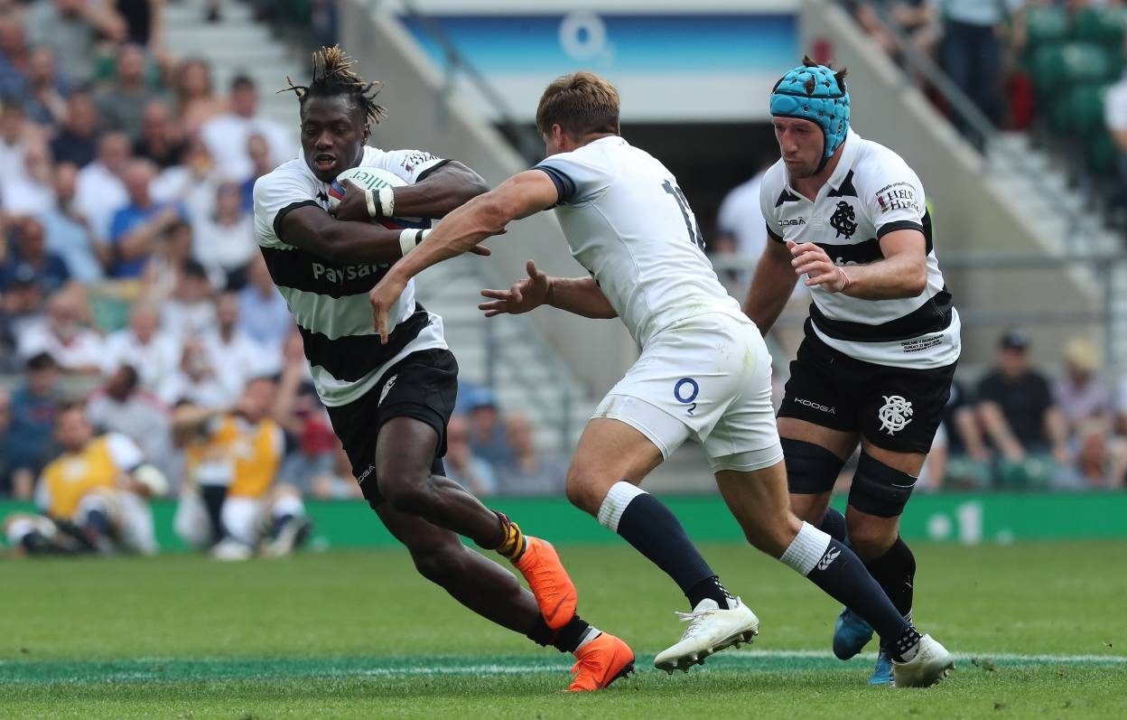 Connacht Trio Set To Play For Barbarians Against England XV