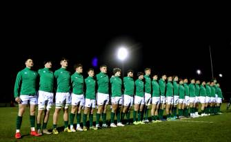 Ireland U-20 Squad Confirmed Ahead Of Departure To Argentina