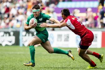 Ireland Men's And Women's Sevens Squads Confirmed For Paris