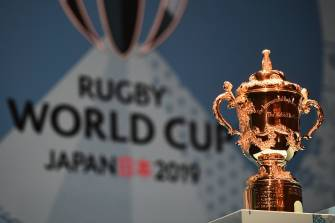 The countdown is well and truly on to the start of the 2019 Rugby World Cup in Japan in September ©INPHO/Matt Roberts/World Rugby via Getty Images