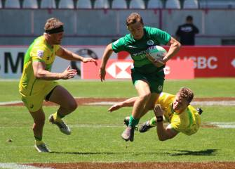 Ireland Men Sign Off In Paris With Two Wins Out Of Three