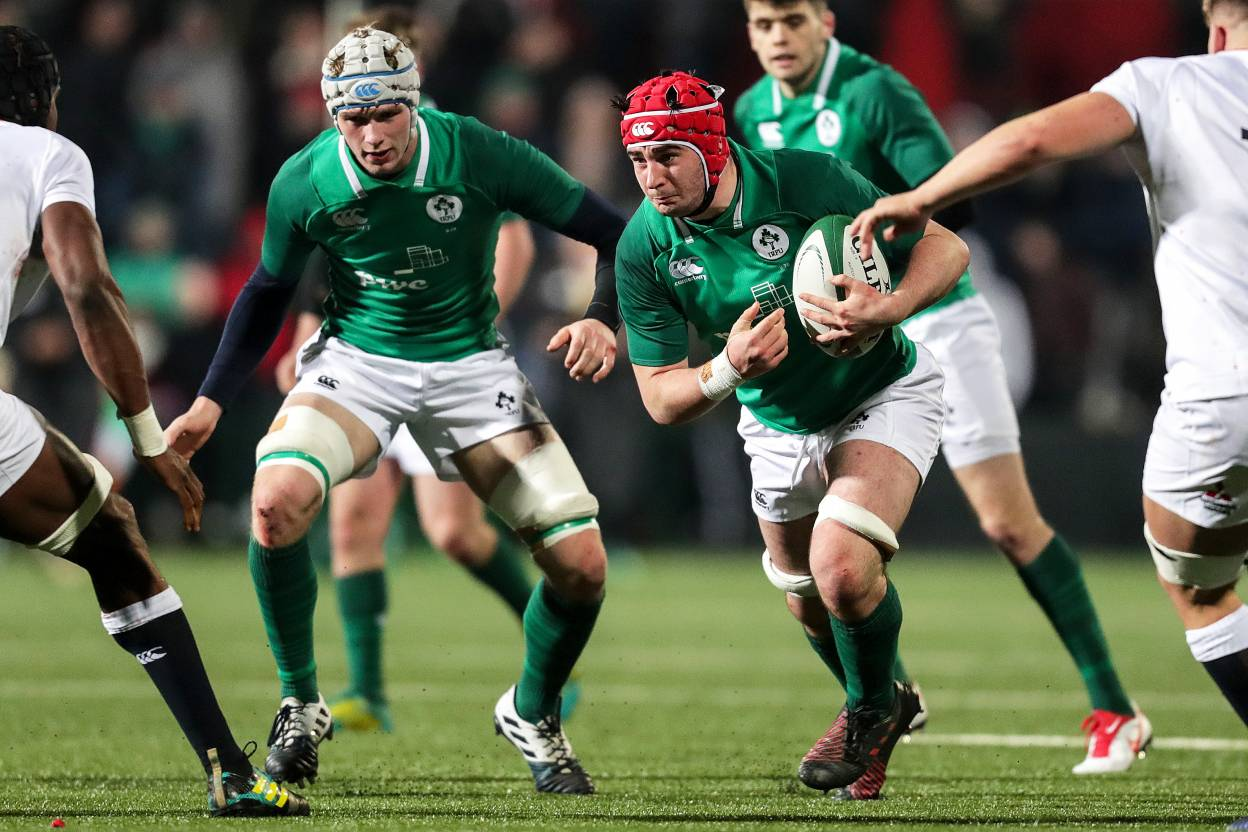 Ireland Under-20 Team Selected For World Championship Opener