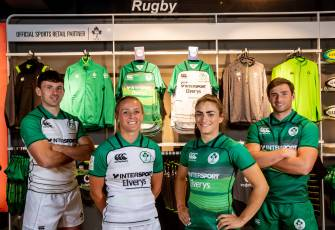 Ireland Men's And Women's Sevens Teams To Take Part In RugbyX